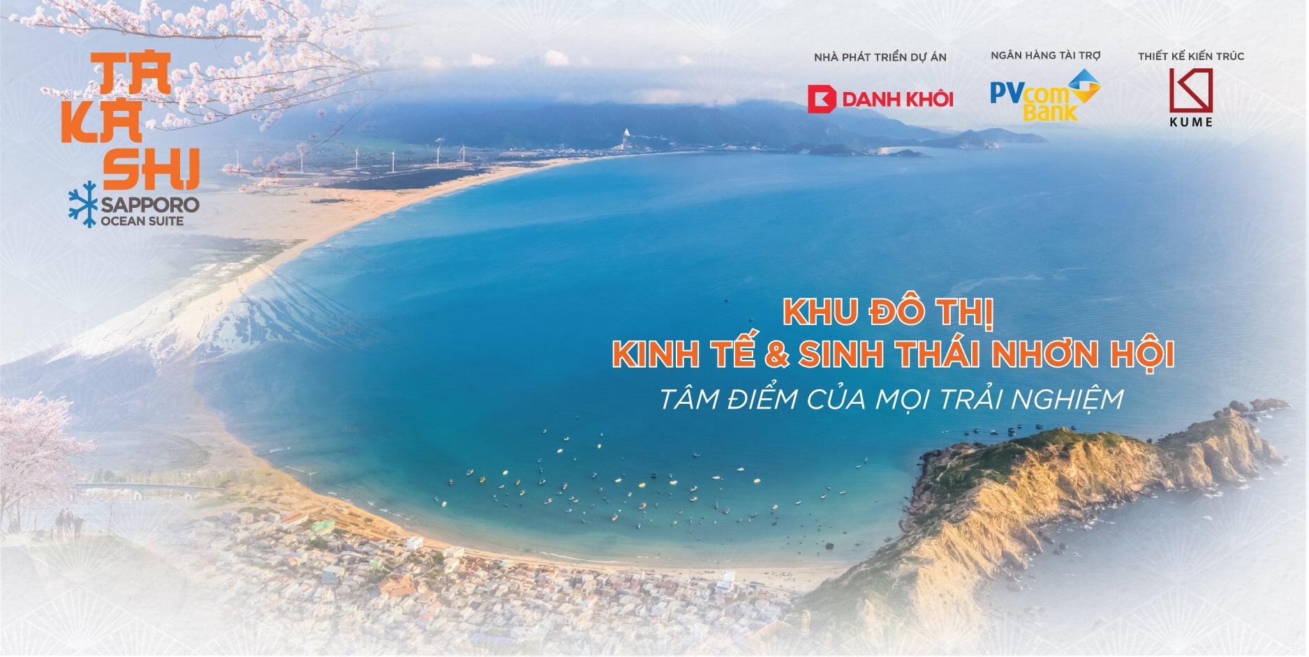 Đứng sau dự án Takashi Ocean Suite Kỳ Co là ai?